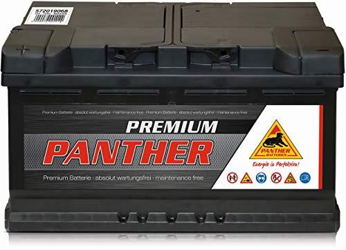 Batteria per auto Premium 12 V 72 Ah.