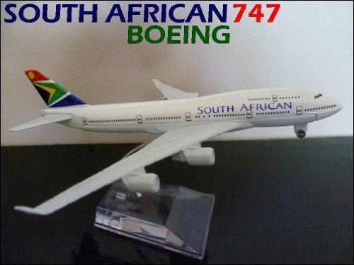 boeing-747-south-african-airline-metal-plane-model-16cm