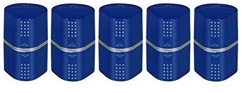 Faber-Castell 183800 - Dosenspitzer Grip blau