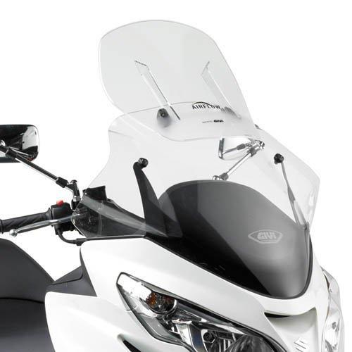 SPEZIFISCHES WINDSCHILD AF266 Suzuki Burgman 400 L2 2006 2016 Moto GIVI