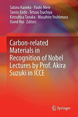 Carbon-related Materials in Recognition of Nobel Lectures by Prof. Akira Suzuki in ICCE