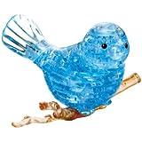Crystal Puzzle Blue Bird