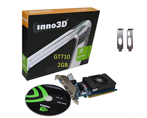 INNO3D NVIDIA GT710 2GB PCI Express Graphic Card