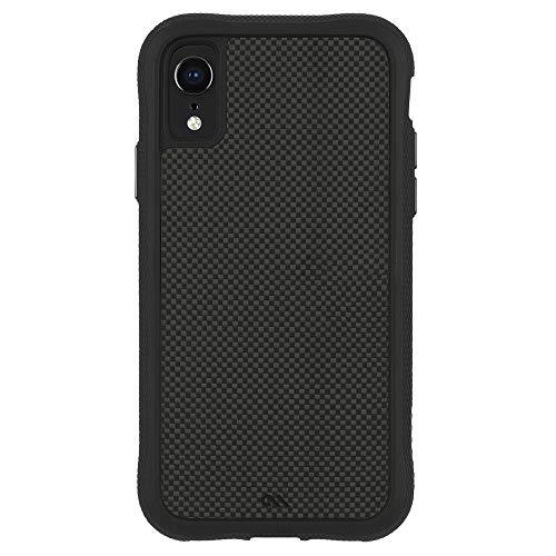 Case-Mate Schutzkollektion für iPhone, iPhone XR, Carbon Fiber