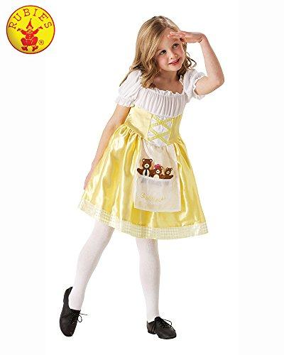 Rubie's Goldilocks - Kinder-KostŸm - Kleinkind - 98cm