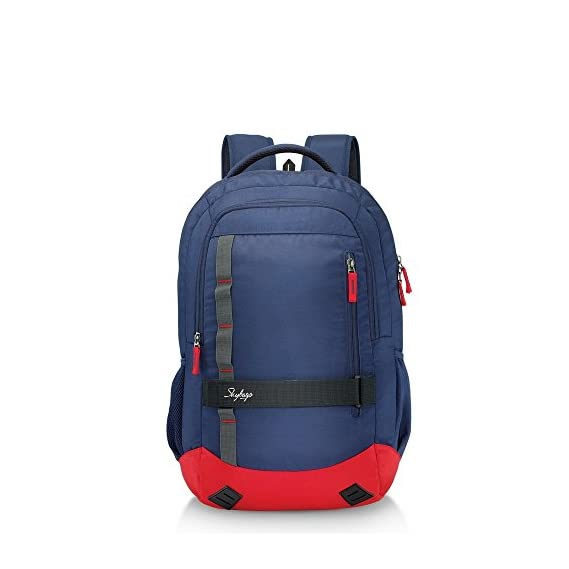 Skybags Geek 48 Ltrs Red Laptop Backpack (GEEK05RED)