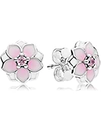 Pandora Women Silver Stud Earrings - 290739PCZ