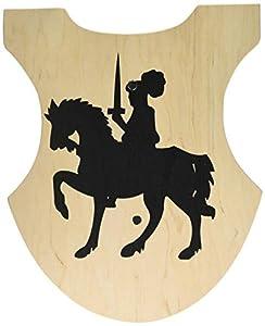Tukan Tukan5513 - Escudo de 35 cm