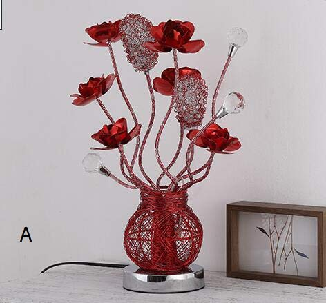 TOIND Creative Vase table lumièr...