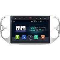 kunfine Android 8.0 Octa Core coche reproductor de DVD GPS navegación Multimedia estéreo de coche para