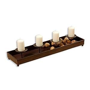 kerzenst nder mit dorn kerzenleuchterschale. Black Bedroom Furniture Sets. Home Design Ideas