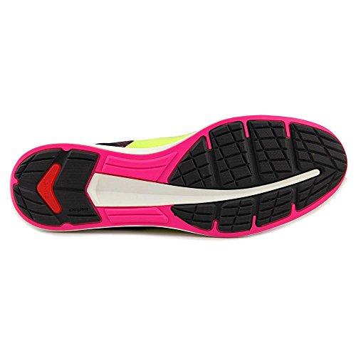 Puma Ignite Disc Tricks Toile Baskets Safety Yellow-Pink Glo-Black