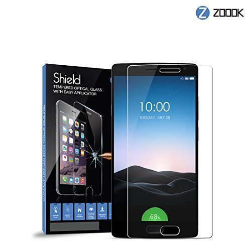 Zoook 9H Strength Tempered Glass with Scratch Proof for OnePlus...