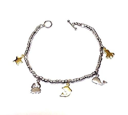 bracciale-argento-925-con-granelli-e-animaletti