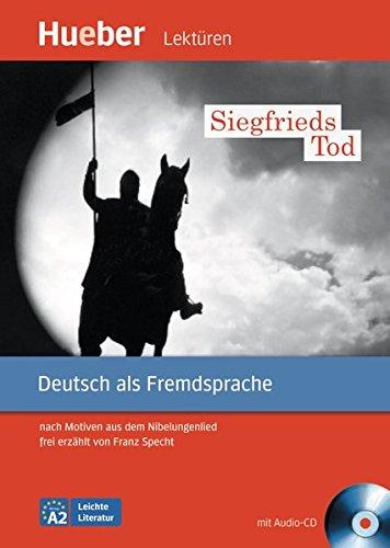 LESEH.A2 Siegfrieds Tod. Libro+CD (Leichte Literatur)