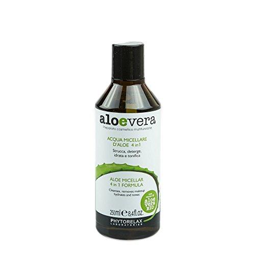 Phytorelax Laboratories Aloe Micellar Water 4 In 1 Formula - 250 ml