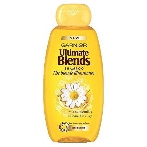 Garnier Ultimate Blends Camomile Blonde Hair Shampoo, 400ml