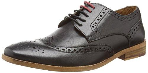 Belmondo 752292 01, Derby homme Noir - Noir