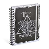 Harry Potter Notebook A5 Deathly Hallowes Case (12) Cancelleria