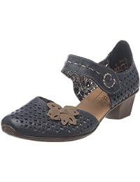 schnelle Farbe zuverlässiger Ruf Online bestellen Amazon.co.uk: Rieker - Court Shoes / Women's Shoes: Shoes & Bags