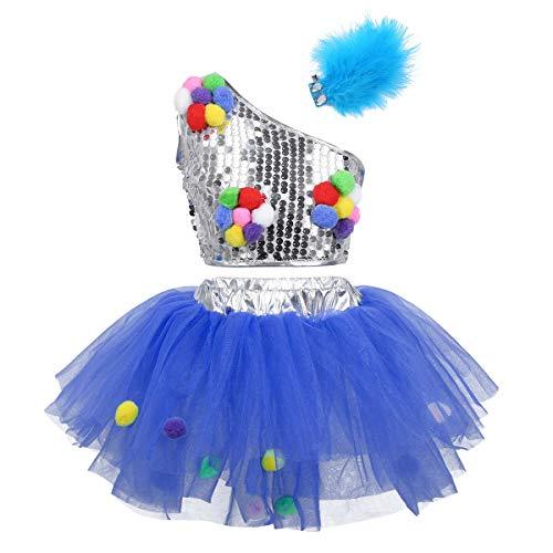 Iiniim Disfraces Bailarina Niña Ballet Traje Danza