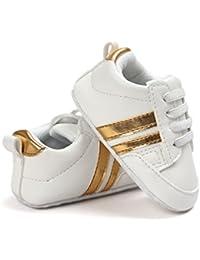 Kfnire Zapatos de Bebé, Zapatillas de Deporte Casuales del Bebé del Otoño, Zapatos Deportivos de La Manera Recién Nacida