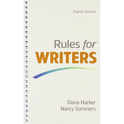 Rules for Writers & LaunchPad (Twelve Month Access) by Diana Hacker (2015-11-18)