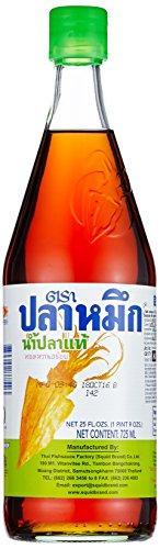 Squid Fischsauce A-Qualität, 12er Pack (12 x 725 ml)