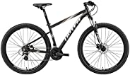 Upten Zero Mountain Bike Cross Country Cycles with 27 speed Hydraulic Brakes MTB