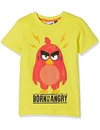 Angry Birds Nk2bt658, T-Shirt Garçon