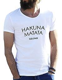 Hakuna Matata Bitches Camiseta para hombre