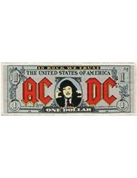 Patch AC/DC : Bank Note Sous Licence Officielle