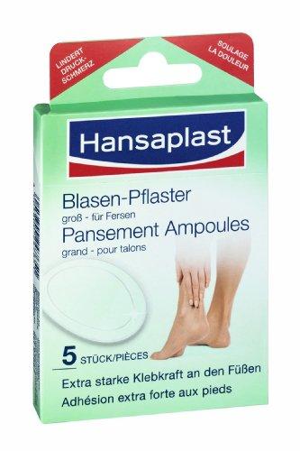 Hansaplast SOS Blasenpflaster groß, 5 St