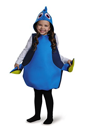 Disguise Dory Classic Finding Dory Disney/Pixar Costume, One Size Child, One Color by (Finding Nemo Dory Kostüm)