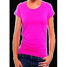 Amazon.fr   t-shirt fluo femme - Livraison gratuite 82fb43d61338