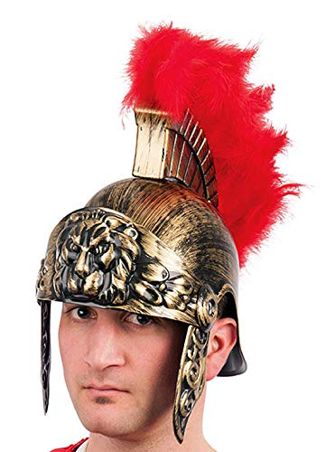 Carnival T. Elmo Soldat Romano mit Federn