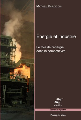 Énergie et industrie: Le rôle de l'énergie dans la compétitivité.