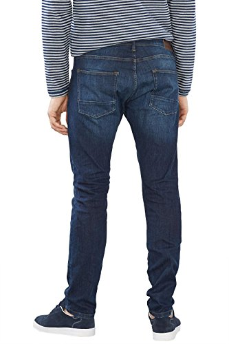 Esprit 5 Pocket, Jeans Homme Bleu (BLUE MEDIUM WASH 902)