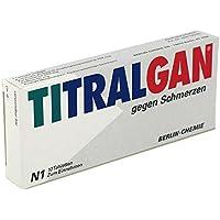 TITRALGAN gegen Schmerzen 10 stk preisvergleich bei billige-tabletten.eu