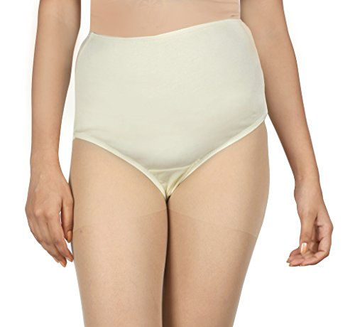 LADY CARE Maternity Panties ( Maternity_49_Yellow_Small)