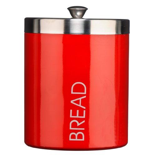 Premier Pot à pain Émail Rouge