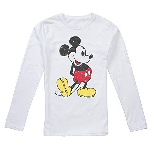 Disney Camisa Manga Larga para Mujer