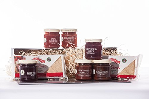 Scottish Hamper from Caledonian Hampers - Mrs Bridges Scottish Hamper