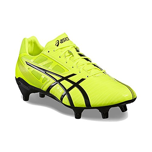 Asics Gel-Lethal Speed Chaussures De Rugby - AW16 yellow