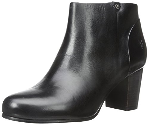 Frye Ciera Shootie Cuir Bottine Black