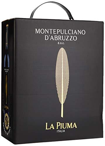 La Piuma Montepulciano d' Abruzzo Bag-in-Box 2017 (1 gebraucht kaufen  Wird an jeden Ort in Deutschland