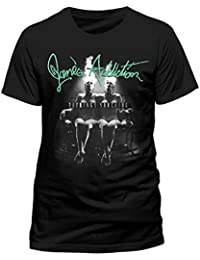 Jane officielle de Addiction – Nothings vif T-shirt en coton pour homme – Pour Homme