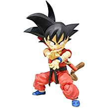 Bandai - Figurine DBZ - Son Goku Enfant SH Figuarts 10cm - 4549660177821