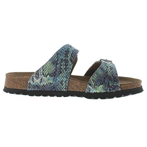 Sandales de sydney papillio in blue summer en tissu Bleu - Summer Blue