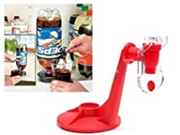 r j's Fizz Saver Soda Drinking Dispense Use W/2 Liter Bottle